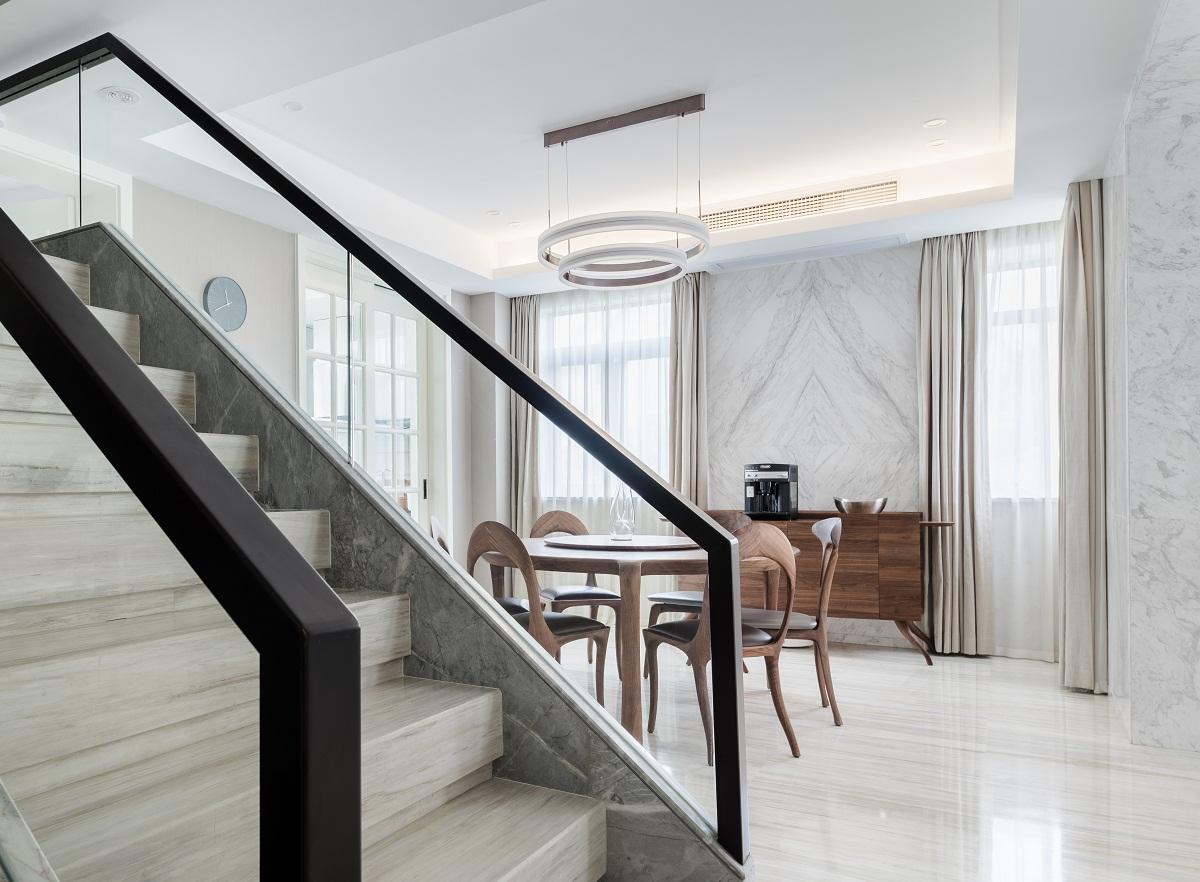 别墅 白领 收纳 旧房改造 80后 小资 楼梯图片来自今朝小伟在联排别墅项目设计的分享