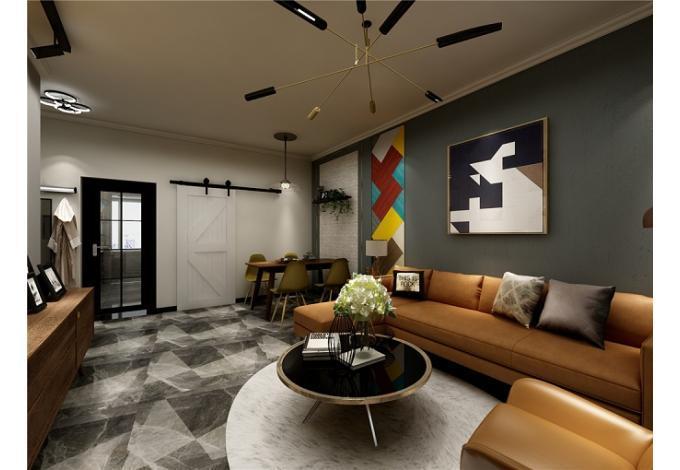 混搭 二居 白领 收纳 旧房改造 80后 小资 客厅图片来自今朝小伟在双惠苑多彩的自由生活混搭风格的分享