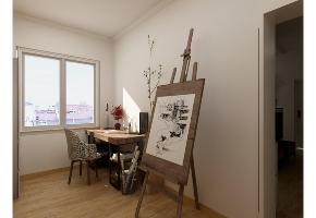 二居 白领 收纳 旧房改造 80后 小资 阳台图片来自今朝小伟在望园西里北欧风格的分享