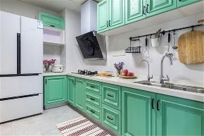 混搭 二居 白领 收纳 旧房改造 小资 80后 厨房图片来自今朝小伟在日式简约混搭家居设计的分享