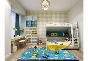 二居 白领 收纳 旧房改造 80后 小资 儿童房图片来自今朝小伟在华贸城新中式风格的分享