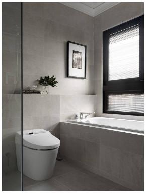 简约 三居 白领 收纳 旧房改造 80后 小资 卫生间图片来自今朝小伟在98㎡现代风格家居装修的分享