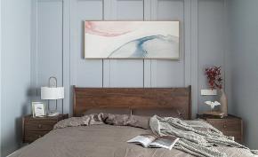 混搭 二居 白领 收纳 旧房改造 80后 小资 卧室图片来自今朝小伟在北欧与美式混搭装修的分享