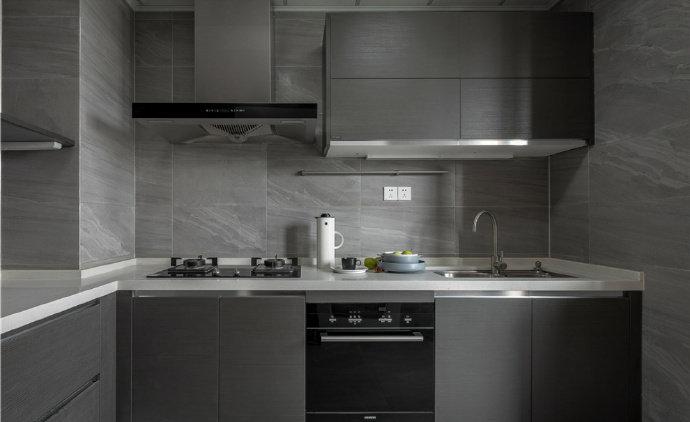 混搭 二居 白领 收纳 旧房改造 80后 小资 厨房图片来自今朝小伟在北欧与美式混搭装修的分享