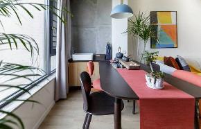 二居 白领 收纳 旧房改造 80后 小资 阳台图片来自今朝小伟在79平清新两居室 舒适的美家~的分享