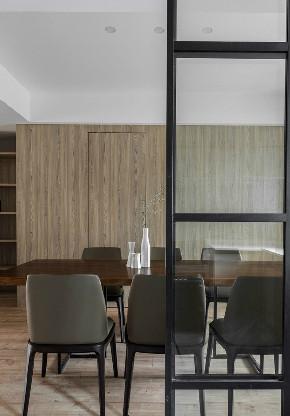 三居 简约 白领 旧房改造 收纳 80后 小资 餐厅图片来自今朝小伟在极简风三居室的分享