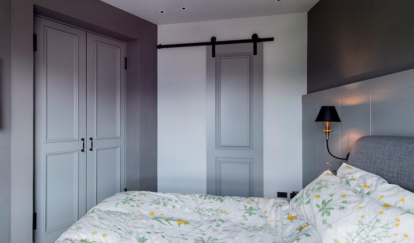 混搭 三居 白领 收纳 旧房改造 80后 小资 卧室图片来自今朝小伟在时尚混搭风格效果图的分享