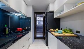 混搭 三居 白领 收纳 旧房改造 80后 小资 厨房图片来自今朝小伟在时尚混搭风格效果图的分享