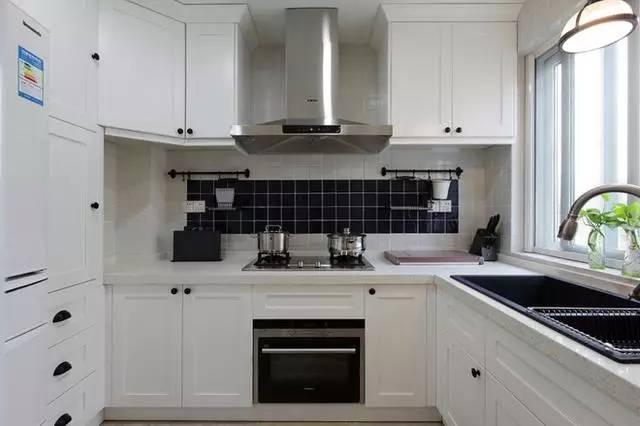 混搭 三居 白领 收纳 旧房改造 80后 小资 厨房图片来自今朝小伟在110平米现代混搭风格的分享
