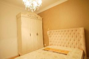欧式 二居 白领 收纳 旧房改造 80后 小资 卧室图片来自今朝小伟在欧式 二居室 60.0平米的分享