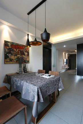 简约 二居 白领 收纳 旧房改造 80后 小资 餐厅图片来自今朝小伟在简约风格落笔的分享