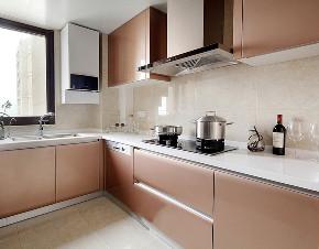 三居 简约 白领 收纳 旧房改造 80后 小资 厨房图片来自今朝小伟在简约 三居室 118.0平米的分享