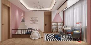 白领 收纳 旧房改造 小资 80后 儿童房图片来自今朝小伟在远洋天著-220平米-新中式的分享