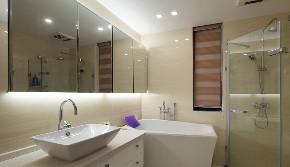 二居 白领 收纳 旧房改造 小资 80后 卫生间图片来自今朝小伟在后现代城后现代主义风格文章的分享