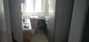 二居 白领 收纳 旧房改造 80后 小资 厨房图片来自今朝小伟在清新北欧风实景图75平米的分享