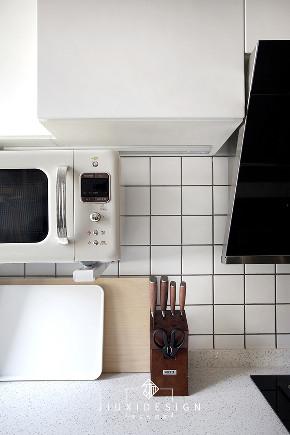 二居 旧房改造 收纳 白领 小户型 东交民巷 久栖设计 装修设计 室内设计 厨房图片来自久栖设计在洗手盆营造室内中厅打造格调小窝的分享