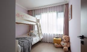 三居 白领 收纳 旧房改造 80后 小资 儿童房图片来自今朝小伟在150㎡现代3居室的下午时光的分享