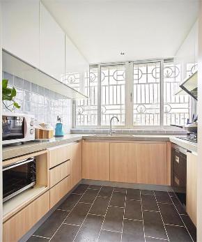 二居 白领 收纳 旧房改造 80后 小资 厨房图片来自今朝小伟在70平两居,每个空间都是精致的分享