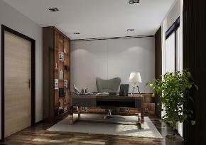 简约 二居 白领 收纳 旧房改造 80后 小资 书房图片来自今朝小伟在清静,休闲,自由,现代简约生活的分享