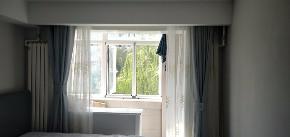 二居 白领 收纳 旧房改造 80后 小资 阳台图片来自今朝小伟在清新北欧风实景图75平米的分享