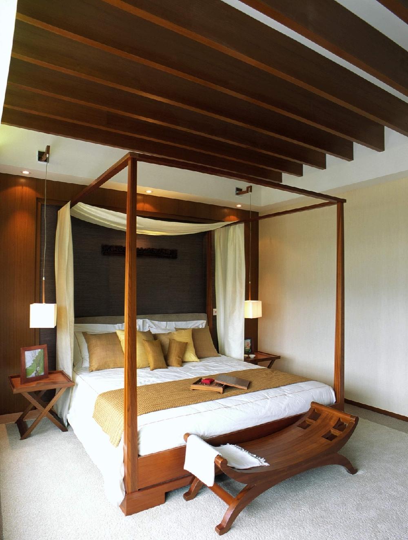 二居 白领 收纳 旧房改造 80后 小资 卧室图片来自今朝小伟在东南亚风格不一样的异域风情的分享