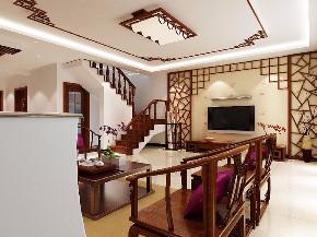 二居 白领 收纳 旧房改造 80后 小资 楼梯图片来自今朝小伟在新中式风格,内敛,沉稳、大气的分享