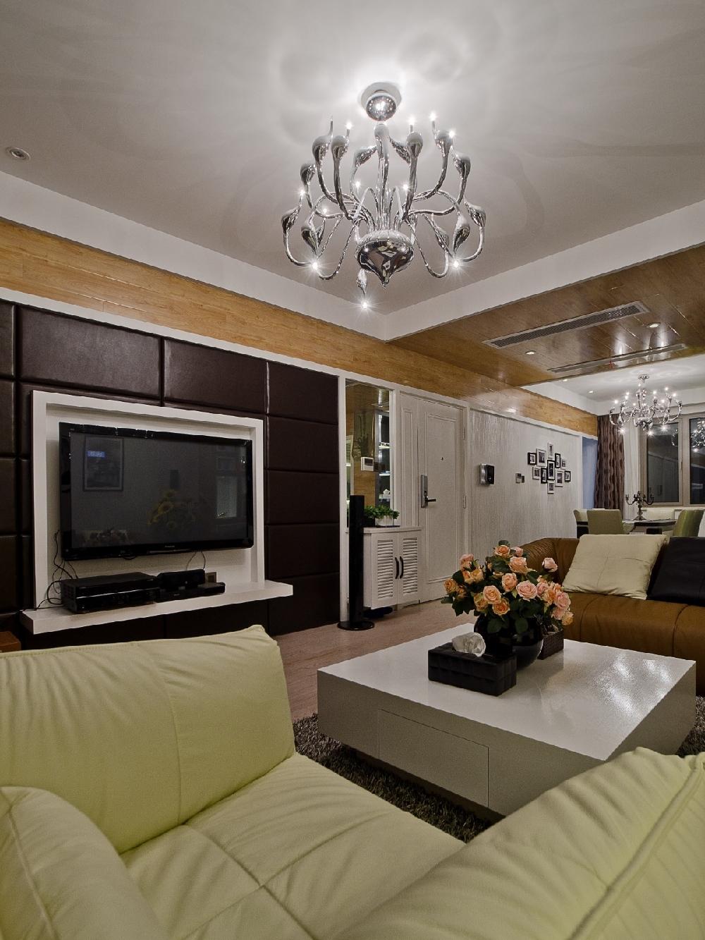 简约 二居 白领 收纳 旧房改造 80后 小资 客厅图片来自今朝小伟在现代简约,原木色生活文章的分享