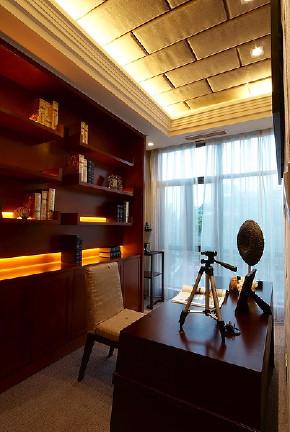 二居 白领 收纳 旧房改造 80后 小资 书房图片来自今朝小伟在东南亚风格不一样的异域风情的分享