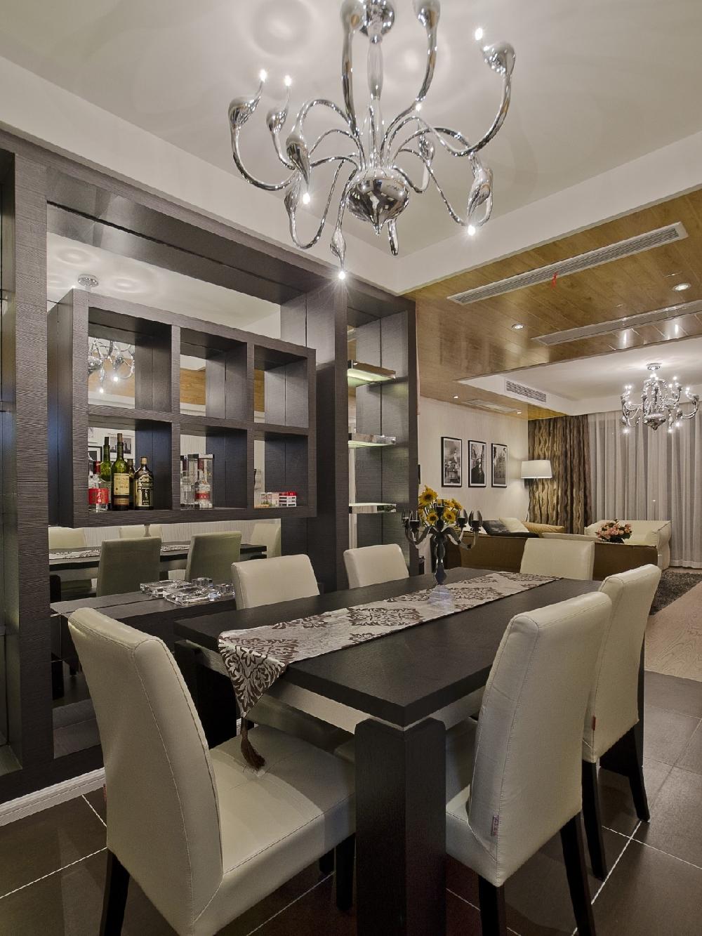 简约 二居 白领 收纳 旧房改造 80后 小资 餐厅图片来自今朝小伟在现代简约,原木色生活文章的分享