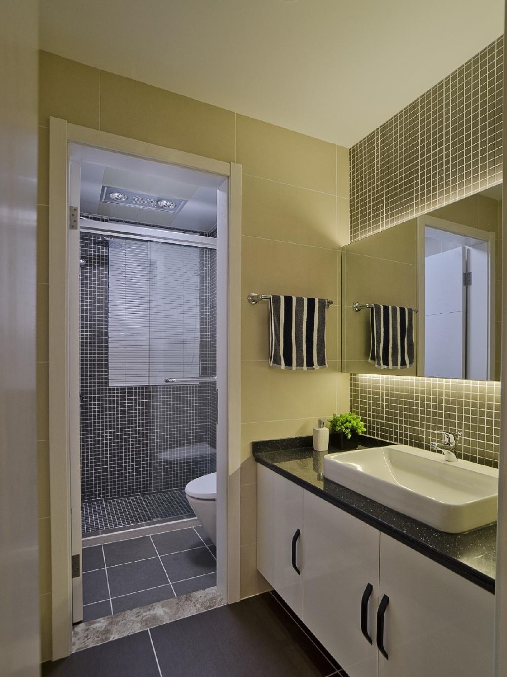 简约 二居 白领 收纳 旧房改造 80后 小资 卫生间图片来自今朝小伟在现代简约,原木色生活文章的分享