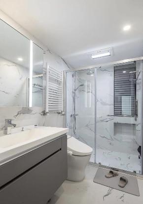 简约 三居 白领 收纳 旧房改造 80后 小资 卫生间图片来自今朝小伟在现代简约三居的分享