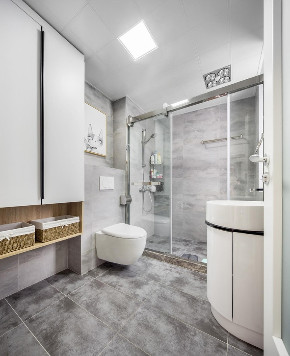 二居 白领 收纳 旧房改造 80后 小资 卫生间图片来自今朝小伟在素材背后的高贵冷艳的分享
