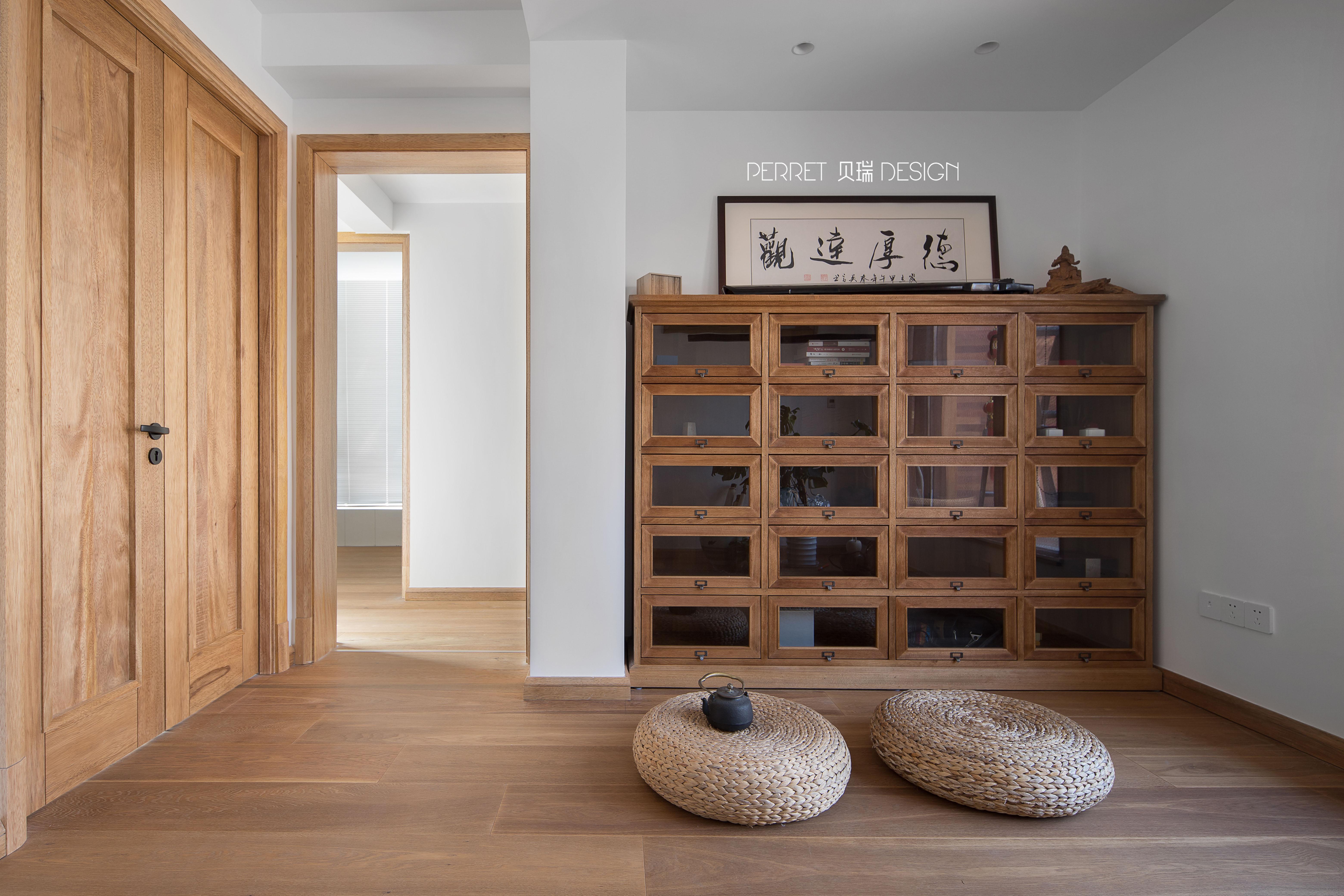 禅意空间 贝瑞设计 复式空间 简约空间 苏州设计师 其他图片来自展小宁在我心素已闲—禅意的佛系居所的分享