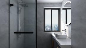 二居 白领 收纳 旧房改造 80后 小资 卫生间图片来自今朝小伟在60平米两居的新改革的分享