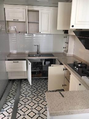 二居 白领 收纳 旧房改造 80后 小资 厨房图片来自今朝小伟在两居北欧感舒适三口之家空间的分享
