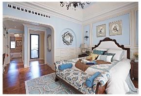 田园 二居 白领 收纳 旧房改造 80后 小资 卧室图片来自今朝小伟在地中海田园格调氛围空间的分享