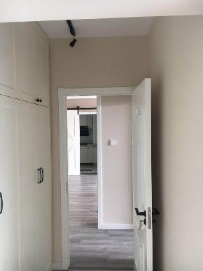 二居 白领 收纳 旧房改造 80后 小资 玄关图片来自今朝小伟在两居北欧感舒适三口之家空间的分享