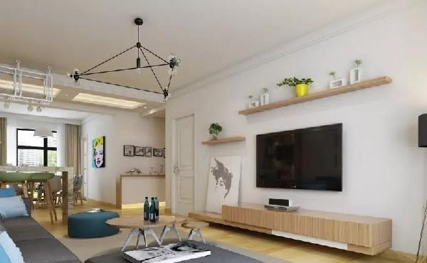 沿袭了北欧风格中的地域习惯,在室内装饰细节中,让天然的元素占了很重要的位置。且居室中使用的木材基本上使用的都是未经精细加工的原木,最大限度地保留了材质的原始色彩和质感,有很特别的装饰效果。