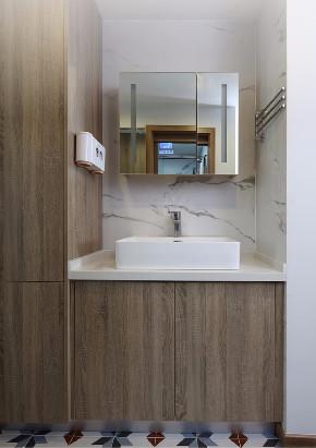 二居 白领 收纳 旧房改造 80后 小资 卫生间图片来自今朝小伟在素雅新中式,现代与古典的结合的分享