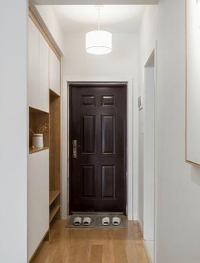 简约 二居 收纳 旧房改造 白领 小资 80后 其他图片来自今朝小伟在整体留白简单的木色为主的分享