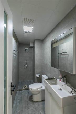 白领 收纳 旧房改造 80后 小资 卫生间图片来自今朝小伟在北欧风格loft,梦想中的家的分享