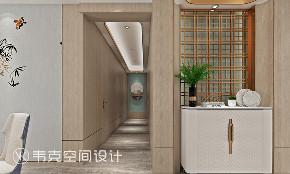 5室 轻奢 玄关图片来自韦克空间设计在韦克丨撩人心扉的美的分享