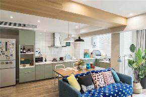 白领 收纳 旧房改造 80后 小资 厨房图片来自今朝小伟在北欧风格loft,梦想中的家的分享
