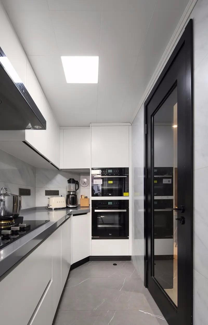 混搭 二居 白领 收纳 旧房改造 80后 小资 厨房图片来自今朝小伟在混搭风学区房,惊艳到的不仅是你的分享