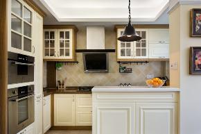 二居 白领 收纳 旧房改造 80后 小资 厨房图片来自今朝小伟在设计体验生活-悠然美式格调的分享