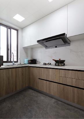 二居 白领 收纳 旧房改造 80后 小资 厨房图片来自今朝小伟在素雅新中式,现代与古典的结合的分享