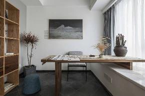 简约 二居 白领 收纳 旧房改造 80后 小资 书房图片来自今朝小伟在简约风格两居室我想给你一个家的分享