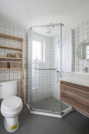 简约 二居 白领 收纳 旧房改造 80后 小资 卫生间图片来自今朝小伟在简约风格两居室我想给你一个家的分享