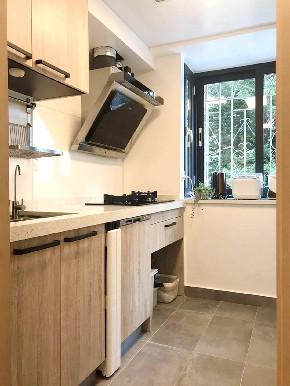 白领 收纳 旧房改造 80后 小资 三居 厨房图片来自今朝小伟在北欧风,稳重与轻松。的分享