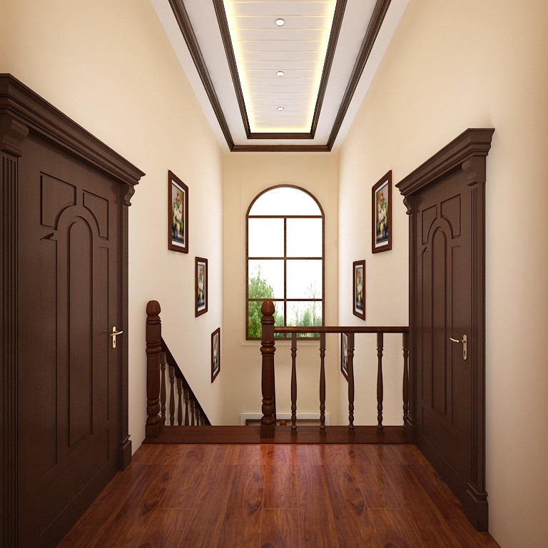 白领 收纳 旧房改造 80后 小资 楼梯图片来自今朝小伟在268㎡传统中式风格的分享